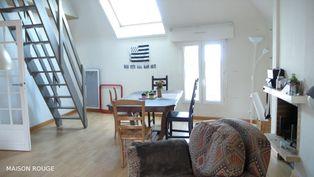 Annonce vente Appartement avec cheminée saint malo