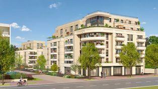 Annonce vente Appartement avec terrasse thiais