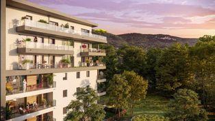 Annonce vente Appartement avec terrasse collonges-sous-saleve