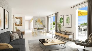 Annonce vente Appartement avec terrasse caluire-et-cuire