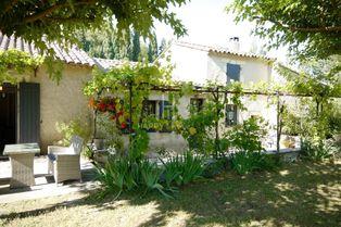 Annonce vente Maison avec terrasse eygalières