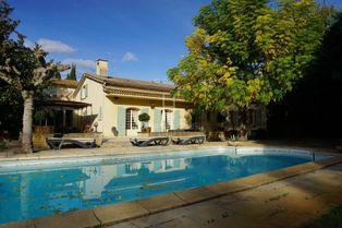 Annonce vente Maison avec piscine tarascon