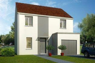 Annonce vente Maison avec garage montry