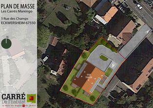 Annonce vente Appartement avec garage eckwersheim