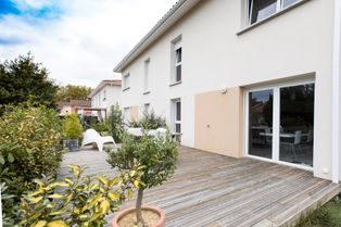 Annonce vente Maison avec jardin muret