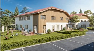 Annonce vente Appartement avec terrasse les clefs