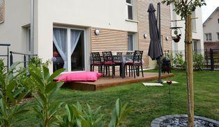 Annonce vente Appartement avec garage zaessingue