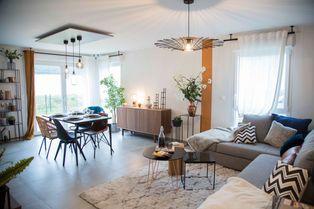 Annonce vente Appartement avec garage duppigheim