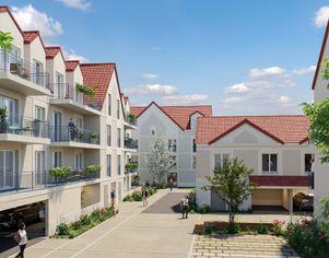 Annonce vente Appartement avec jardin creil