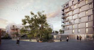 Annonce vente Appartement avec terrasse saint-jacques-de-la-lande
