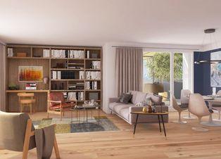 Annonce vente Appartement avec garage herblay