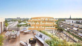 Annonce vente Appartement avec terrasse bordeaux