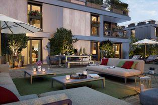 Annonce vente Appartement avec terrasse asnieres-sur-seine