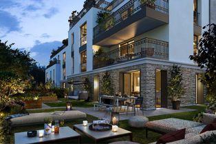 Annonce vente Appartement avec terrasse saint-cloud