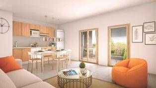 Annonce vente Appartement avec terrasse frontignan