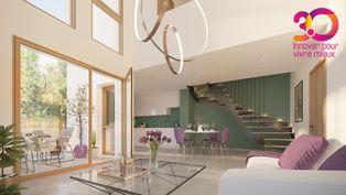Annonce vente Appartement avec terrasse l'isle d'abeau
