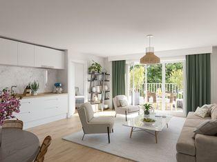 Annonce vente Appartement avec terrasse bondoufle