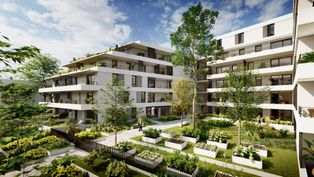 Annonce vente Appartement avec jardin toulouse