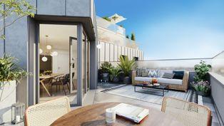 Annonce vente Appartement avec parking noisy-le-sec