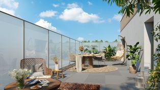 Annonce vente Appartement avec terrasse aytre