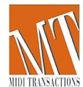 MIDI TRANSACTIONS