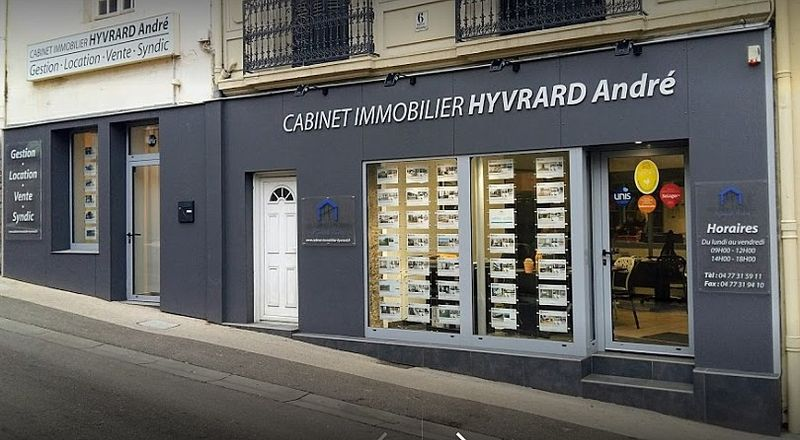 CABINET IMMOBILIER HYV...