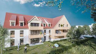 Annonce vente Appartement avec terrasse duttlenheim