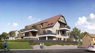 Annonce vente Appartement avec garage quatzenheim