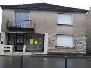 Annonce location Local commercial dange st romain