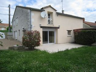 Annonce vente Maison avec terrasse scorbe clairvaux