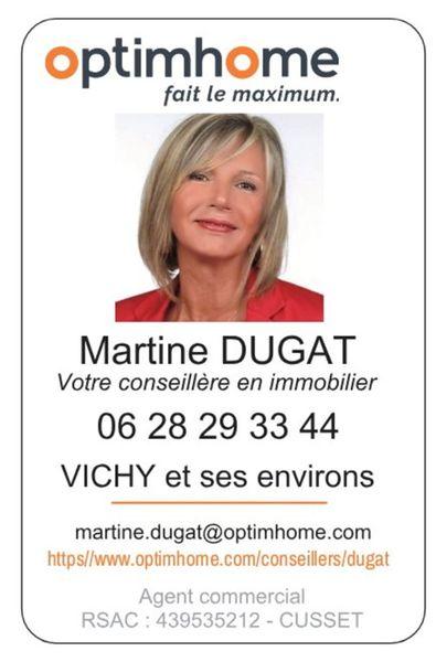 DUGAT Martine