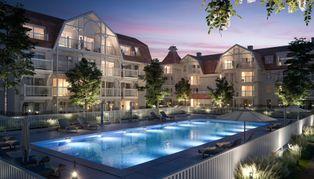 Annonce vente Appartement avec terrasse camiers