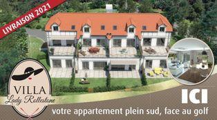 Annonce vente Appartement avec garage neufchatel-hardelot