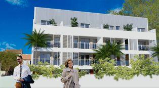 Annonce vente Appartement en duplex saujon