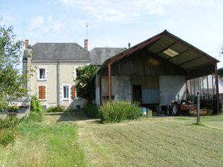 Annonce vente Maison avec garage villentrois