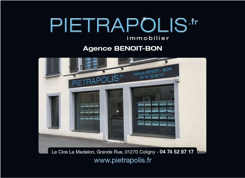 PIETRAPOLIS COLIGNY