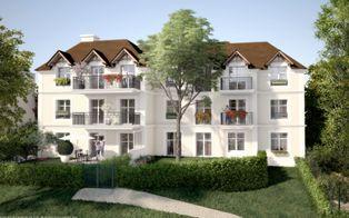 Annonce vente Appartement avec terrasse garches