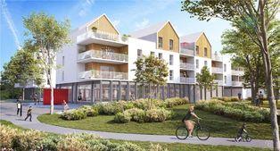 Annonce vente Appartement avec terrasse chantepie