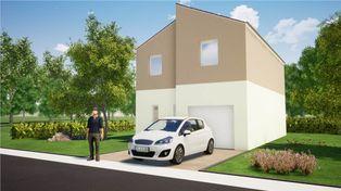 Annonce vente Maison avec garage woippy