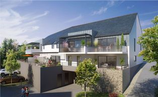Annonce vente Appartement avec terrasse guidel