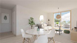 Annonce vente Appartement avec terrasse senlis