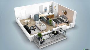 Annonce vente Appartement avec terrasse thionville