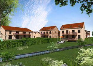 Annonce vente Appartement avec terrasse rosheim