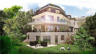 Annonce vente Appartement avec jardin eze