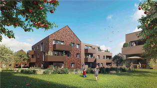 Annonce vente Appartement avec terrasse wattignies