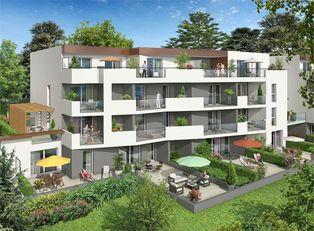 Annonce vente Appartement avec garage saint-priest-en-jarez