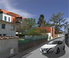 Annonce vente Appartement avec terrasse veauche