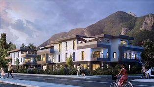 Annonce vente Appartement avec terrasse faverges