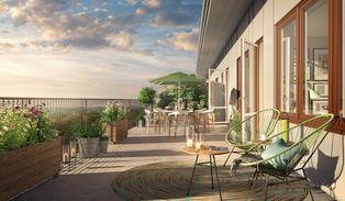 Annonce vente Appartement verdoyant montevrain