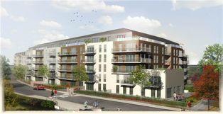 Annonce vente Appartement avec terrasse coulaines